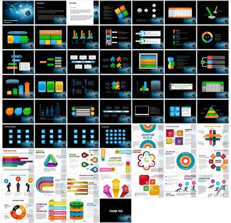 global interactive powerpoint templates global