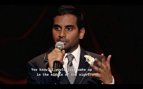 aziz ansari buried alive marriage is an done aziz ansari i quit ghosts buried alive mulled