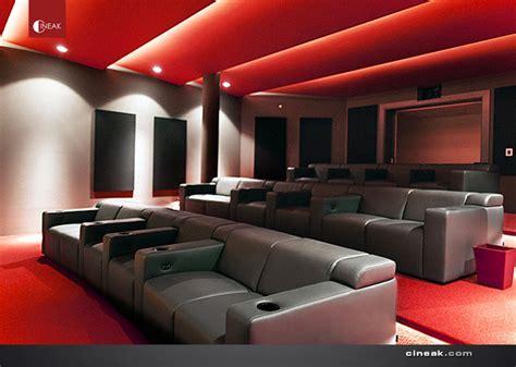 cineak seats in smartsystems designed theater