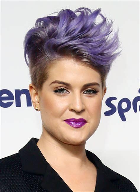 how do i style osbournes hairstyle kelly osbourne short hairstyles lookbook stylebistro