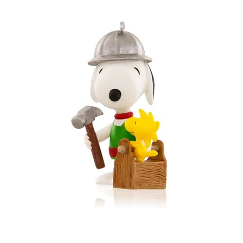 2015 snoopy for christmas hallmark keepsake ornament