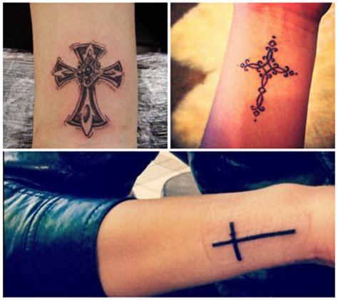 imagenes de tatuajes de una crus que tatuajes se pueden hacer en la mu 241 eca