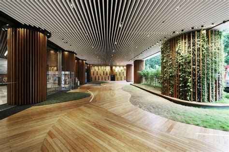 Foyer Designs by Office Lobby 4n Design Architects Archdaily