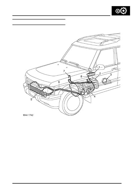 Land Rover Workshop Manuals Gt Discovery Ii Gt Automatic