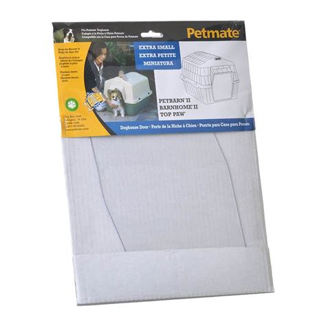 petmate dog house door petmate petmate dog door for petbarn ii iii houses