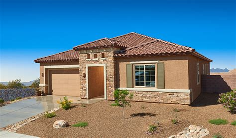 Arizona Homes by New Homes In Tucson Az Home Builders In Tucson Richmond American Homes