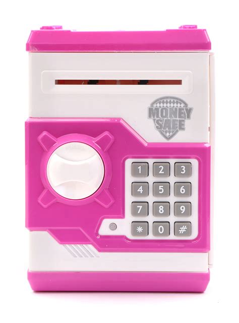 Pretend Kitchen Furniture by Buy Electronic Money Safe Toy With Light And Sound Online