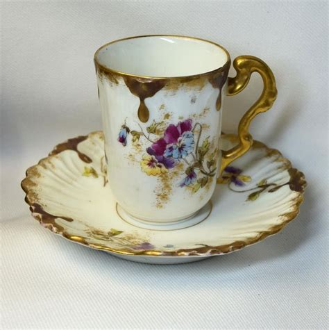 porcelain ls with flowers 2734 best chocolate pots cups images on