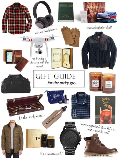 small gifts for him gifts for him things even the picky will