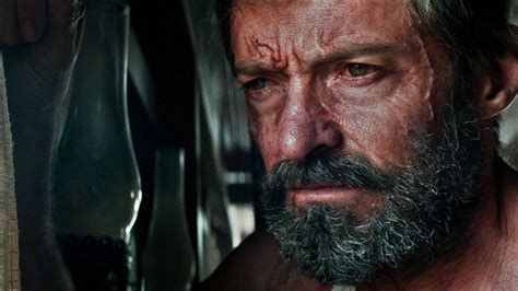 film man up online hugh jackman reveals the scene that made him cry in logan