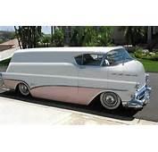 1957 Buick Van