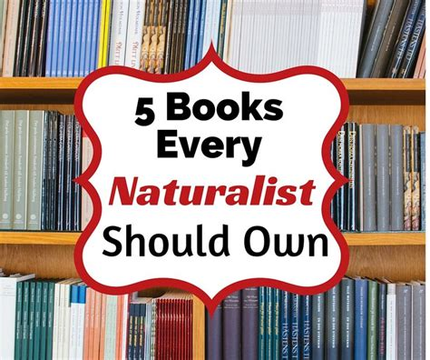 7 Books Every Writer Should Own by 5 Books Every Naturalist Should Own Homeschool Fields