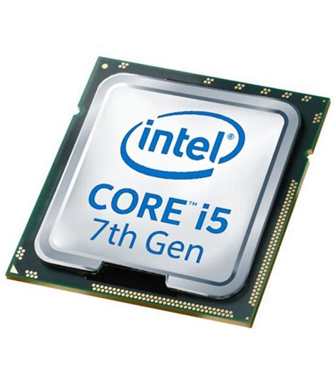 Intel I5 3 4ghz procesador intel i5 7500