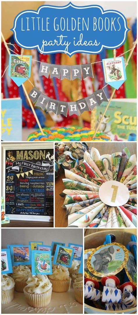 book themed party party ideas pinterest golden birthday the golden and kid on pinterest