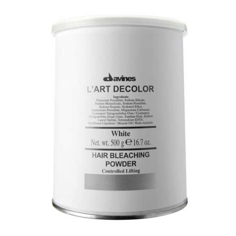 davines l decolor white hair powder 500 gr