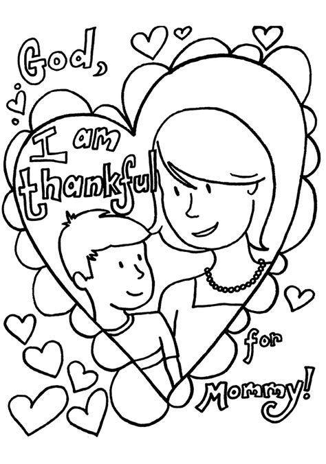 Printable Mothers Day Coloring Pages Coloring Me Day Coloring Pages Printable