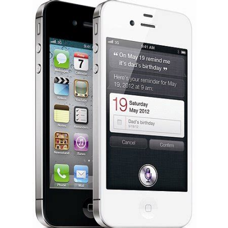 Hp Iphone 4 S 16gb apple iphone 4s 16gb black or white at t or verizon