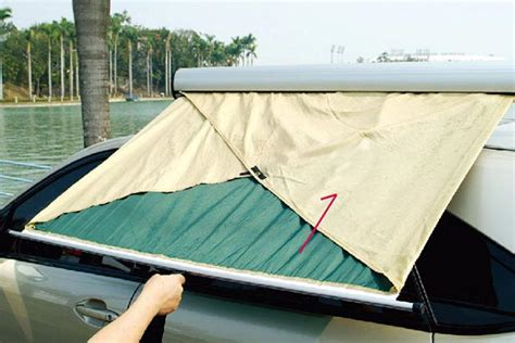 car roof awning 3d maxpider car awning free shipping from autoanything