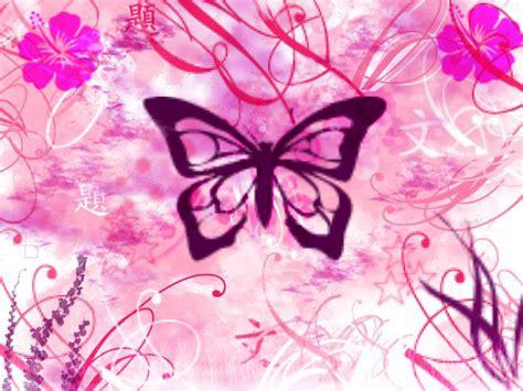 wallpapers of glitter butterflies pink glitter butterfly wallpaper bing images