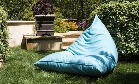 bean bag lounge chair outdoor jaxx twist outdoor bean bag lounge chair lounges