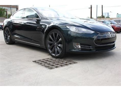 Tesla Model S P85 Specs 2013 Tesla Model S P85 Performance Data Info And Specs