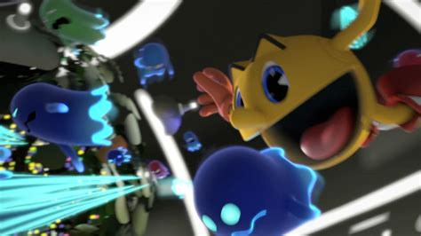 pac man   ghostly adventures tgs  trailer