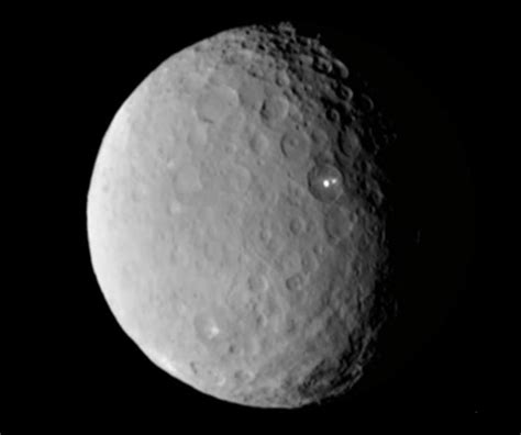 Ceres Lights by What Are These Bright Lights On The Planet Ceres Cockytalk