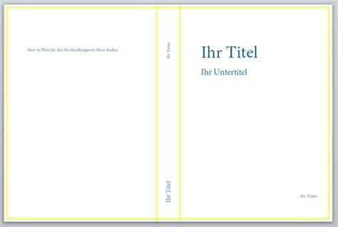 Buchcover Design Vorlagen how to buchcover mit ms word marcel fenske pogrzeba