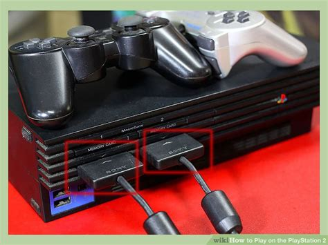 Play A 2 how to play on the playstation 2 9 steps with pictures