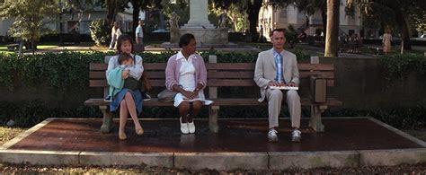 forrest gump park bench scene bench scene forrest gump benches