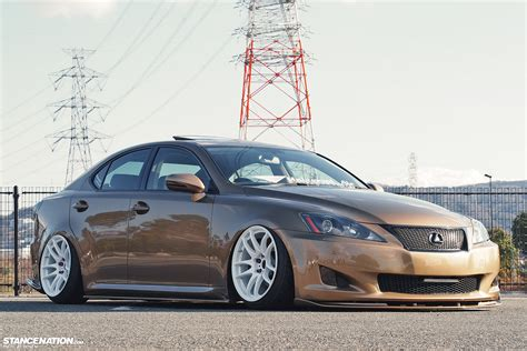 lexus is250 stance lower standards kenji s usdm styled is250