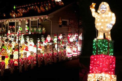 worst christmas light displays festive fail are these the worst house decorations mirror