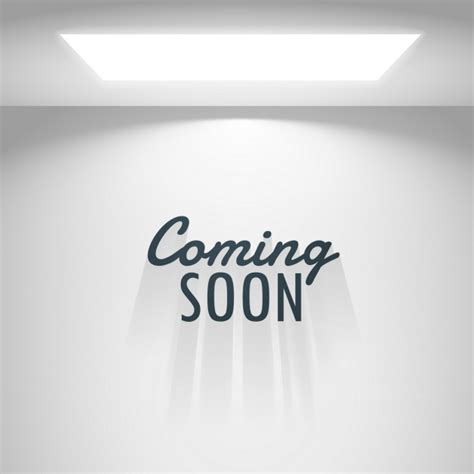 camin soon white room with light and coming soon text vector free