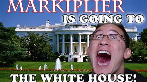 the white house youtube markiplier is going to the white house youtube
