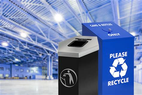 industrial bins industrial trash cans  recycling bins