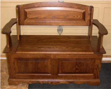 oak panel mennonite deacons bench lloyds mennonite