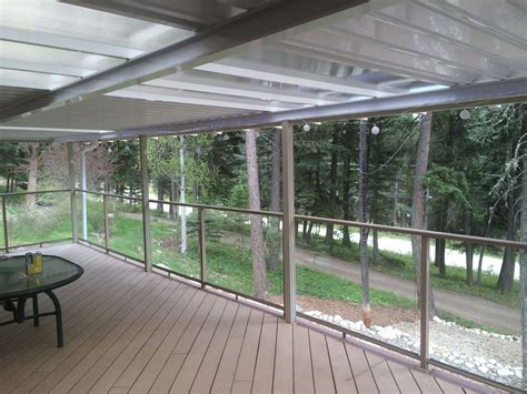 Best Patio Covers by Kelowna Patio Covers And Deck Covers Tropicana Sunrooms