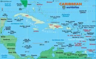 the carribean islands tropical island getways