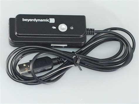 Sound Card Usb Headset beyerdynamic mmx300 manufaktur