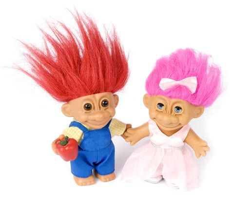 troll doll from a handmade present for the creator s to a