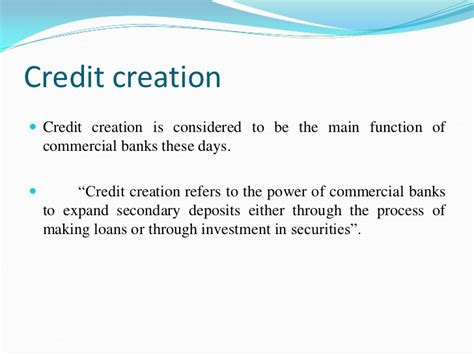 Difference Between Acceptance And Letter Of Credit Commercial Banks