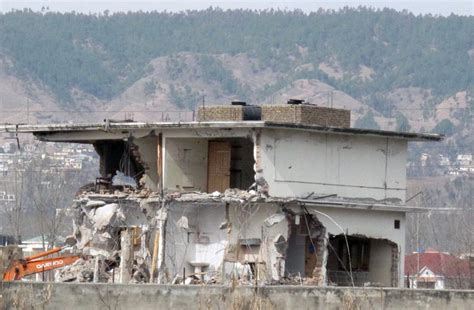 Pakistan Demolishes Osama Bin Laden S House Asia Pacific
