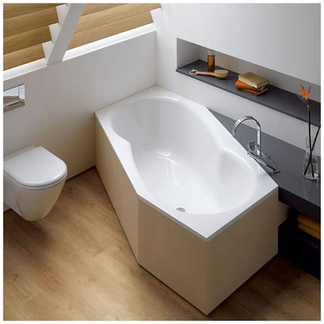 bette badewanne bette metric sechseckbadewanne 206 x 90 x 45 cm 6840 000