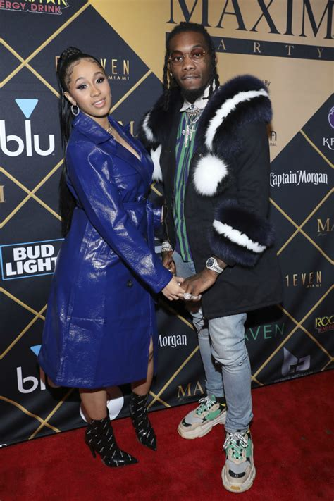 Bartier Balenciage why cardi b and offset are going to be the most stylish parents news