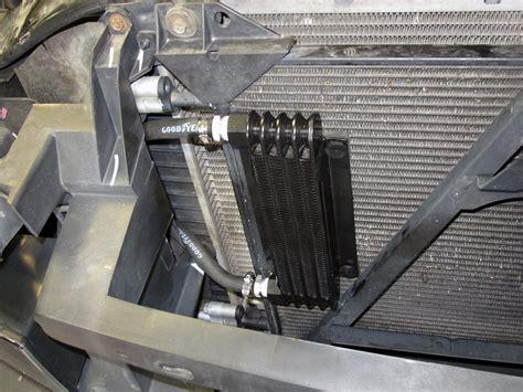 2007 Jeep Commander Transmission 2007 Jeep Commander Transmission Coolers Derale