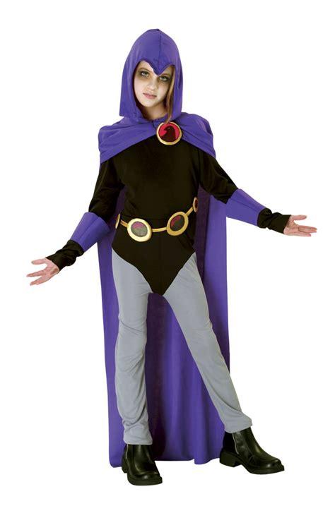 teen titans raven costume costume craze