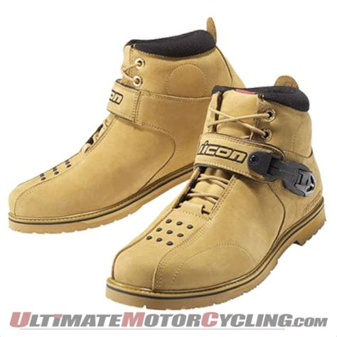 everyday motorcycle boots icon duty 4 boot review