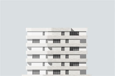 david chipperfield basic art david chipperfield architects residential development architecture illustration