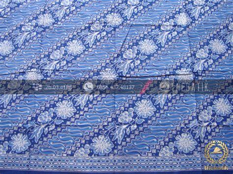 Blouse Batik Motif Toraja Biru jual kain bahan baju batik motif parang biru thebatik co id
