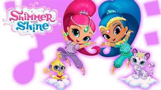 shimmer and shine this summer w these new toys two kids